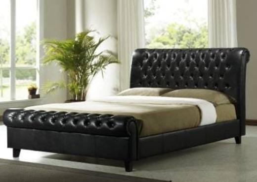 Кровати из экокожи (173)