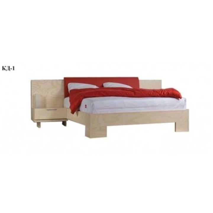 Кровать двуспальная КД-1