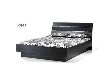 Кровать двуспальная КД-15