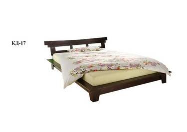 Кровать двуспальная КД-17