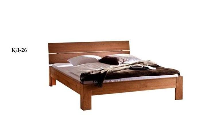 Кровать односпальная КД-26