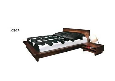 Кровать двуспальная КД-27