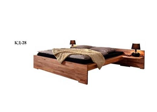 Кровать двуспальная КД-28