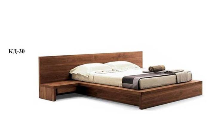 Кровать двуспальная КД-30