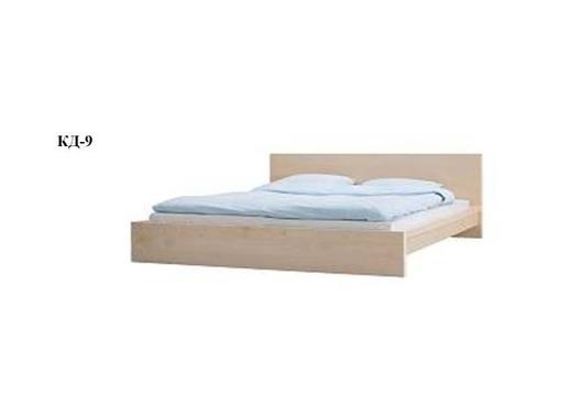 Кровать односпальная КД-9
