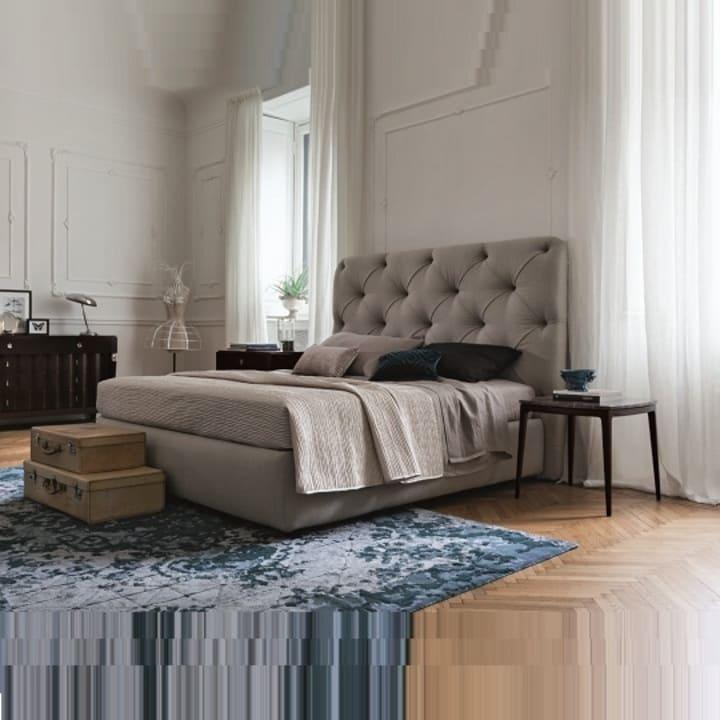 Кровать с каретной стяжкой КС-102