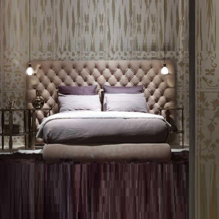 Кровать с каретной стяжкой КС-105
