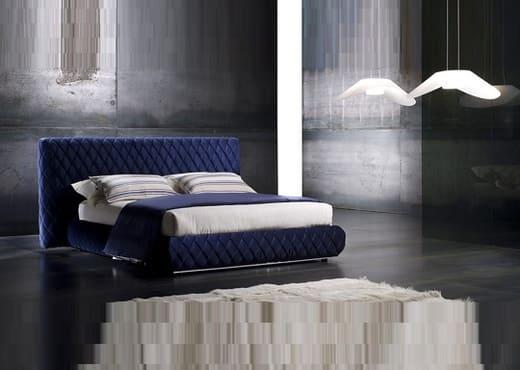 Кровать с каретной стяжкой КС-107