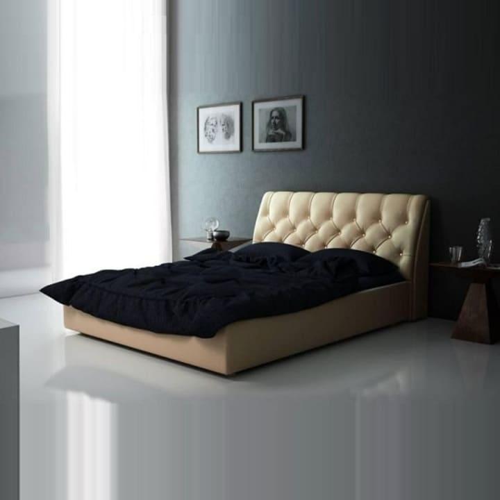 Кровать с каретной стяжкой КС-109