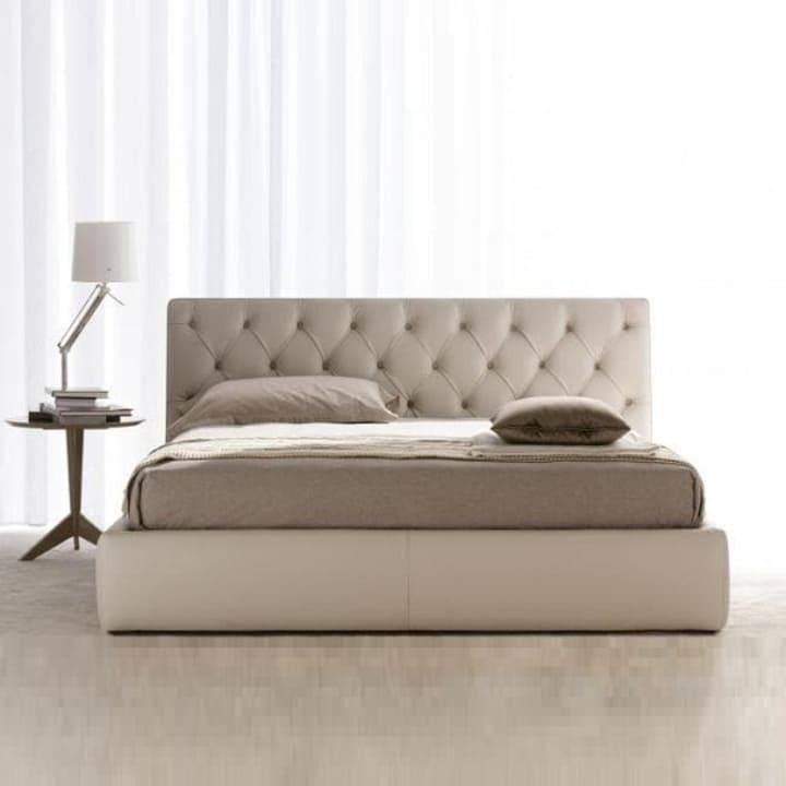 Кровать с каретной стяжкой КС-222