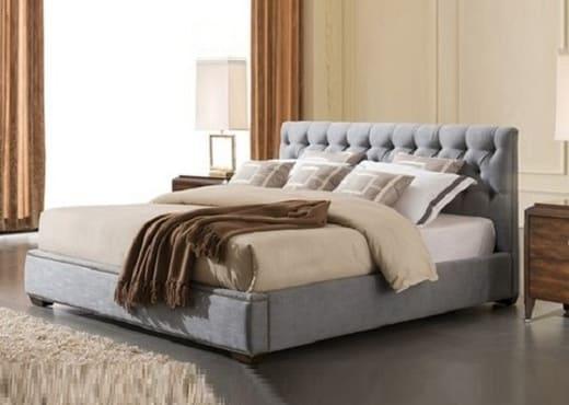 Кровать с каретной стяжкой КС-226