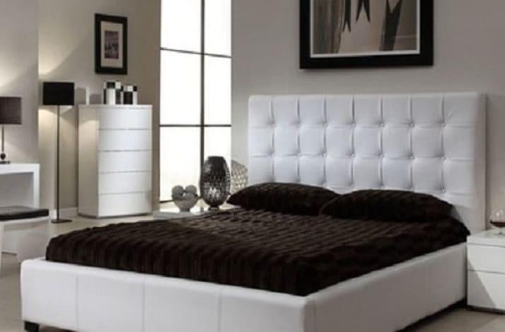 Кровать с каретной стяжкой КС-227