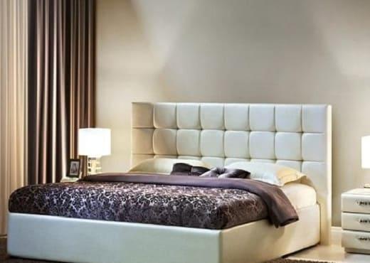 Кровать с каретной стяжкой КС-231