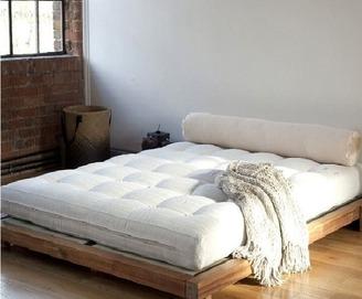 Кровать из массива КМ 303