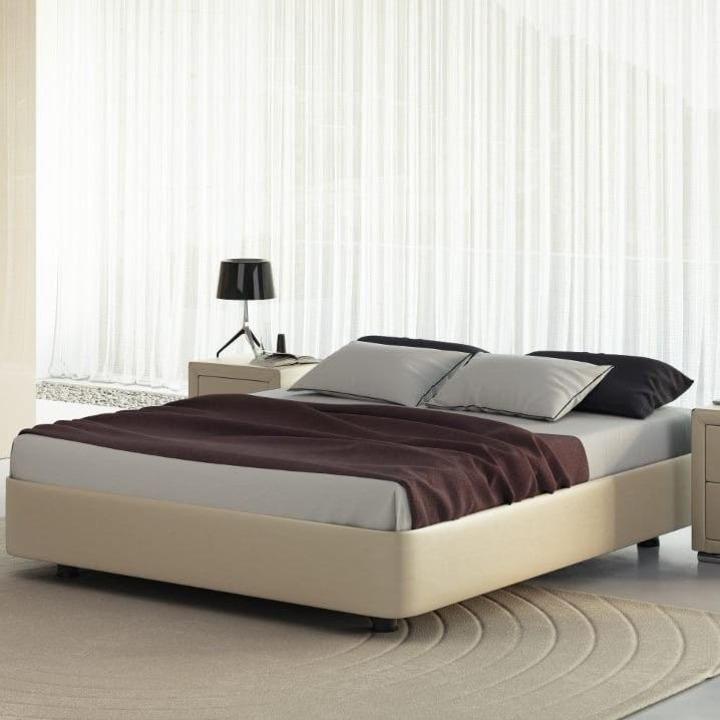 Кровать из экокожи КH-308