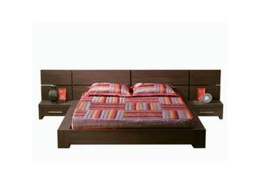 Кровать двуспальная КД-44