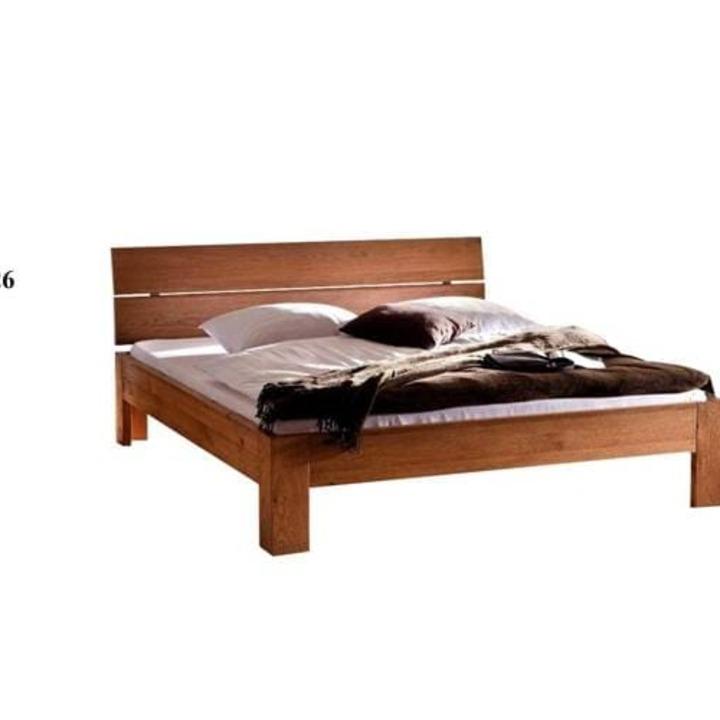 Кровать из массива КМ 405