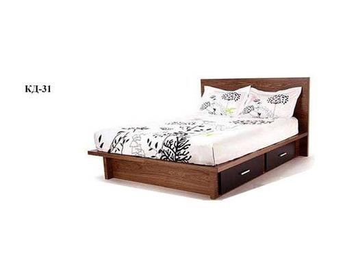 Кровать из массива КМ 410
