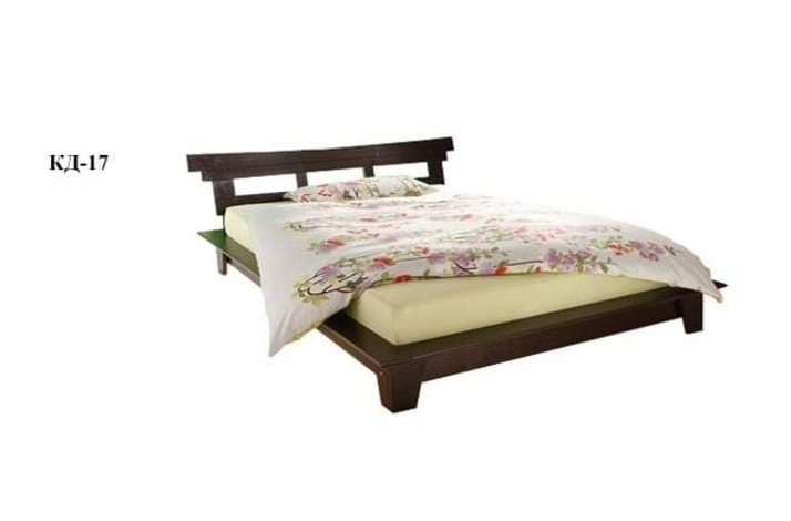 Кровать из массива КМ 414