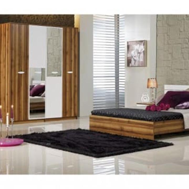 Кровать из массива КМ 415