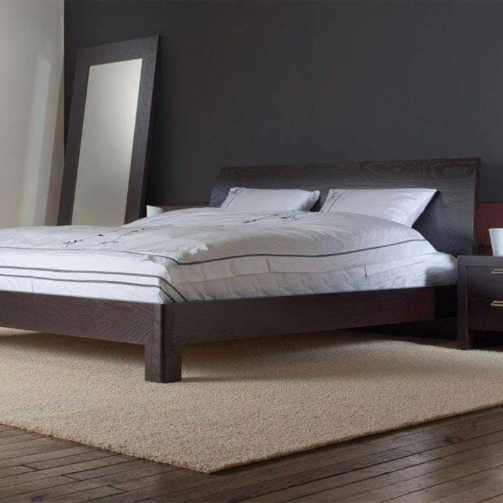 Кровать из массива КМ 416