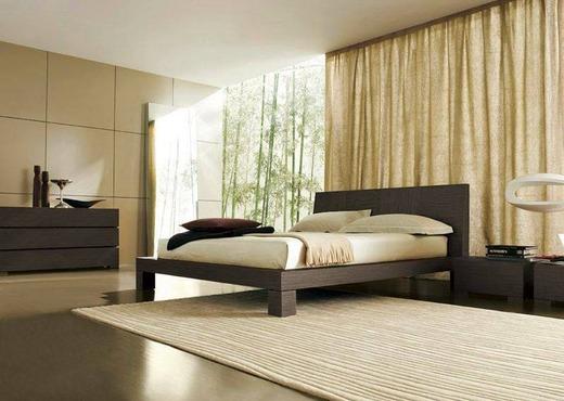 Кровать из массива КМ 418