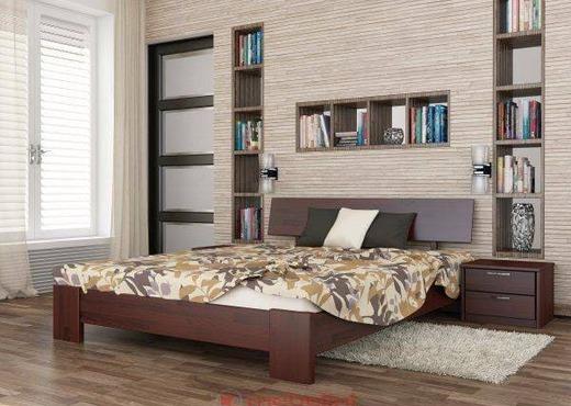 Кровать из массива КМ 419