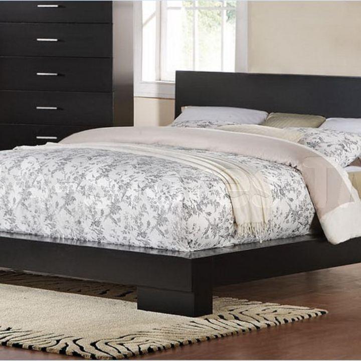 Кровать из массива КМ 421