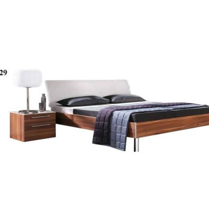 Кровать из массива КМ 424