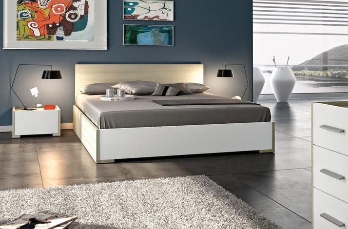 Кровать из массива КМ 425