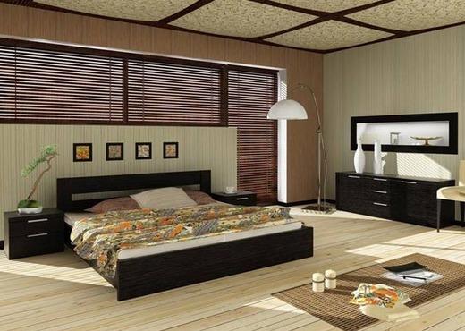 Кровать из массива КМ 426