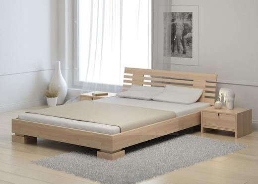 Кровать из массива КМ 427