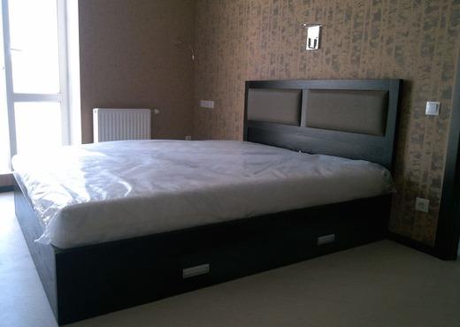 Кровать из массива КМ 432