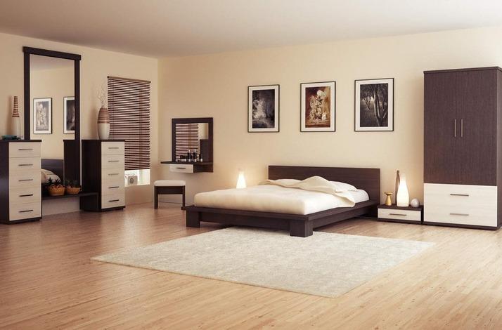 Кровать из массива КМ 435