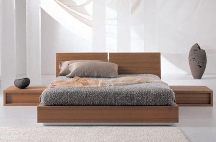 Кровать из массива КМ 437