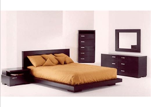 Кровать из массива КМ 439