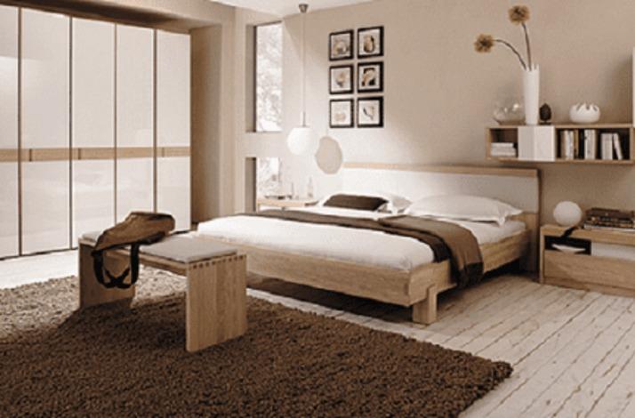 Кровать из массива КМ 443