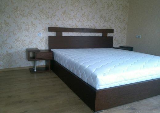 Кровать из массива КМ 444