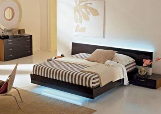 Кровать из массива КМ 445