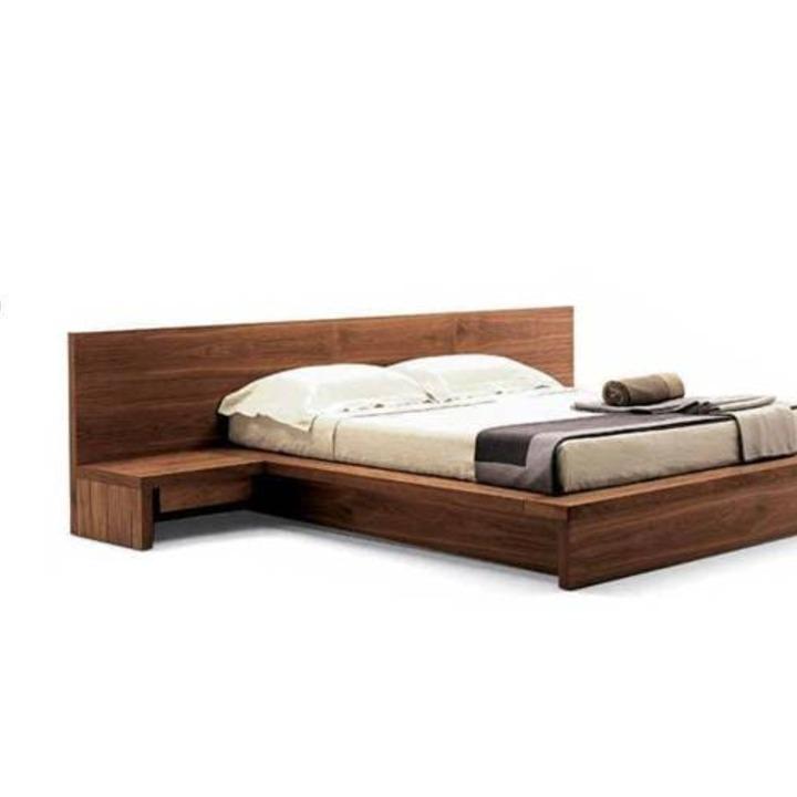 Кровать из массива КМ 454