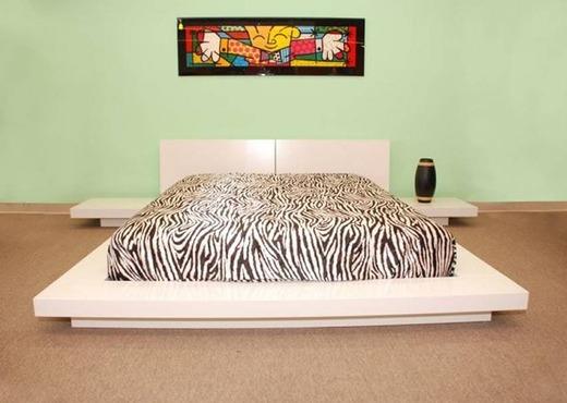 Кровать из массива КМ 456