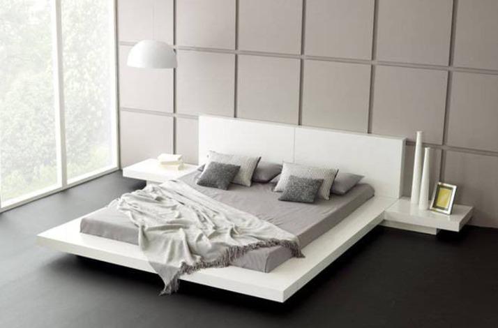 Кровать из массива КМ 457