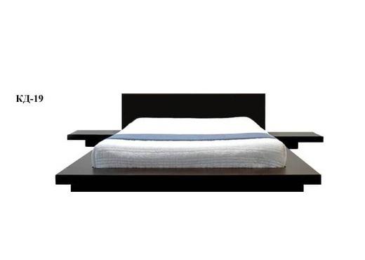 Кровать из массива КМ 458