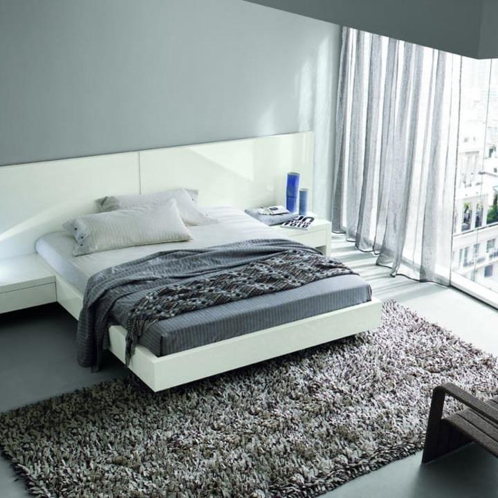 Кровать из массива КМ 464