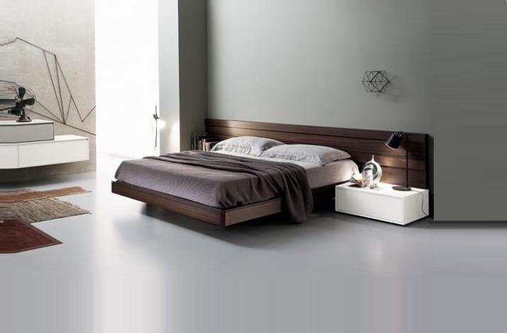 Кровать из массива КМ 468