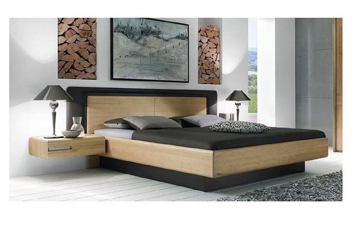Кровать из массива КМ 469