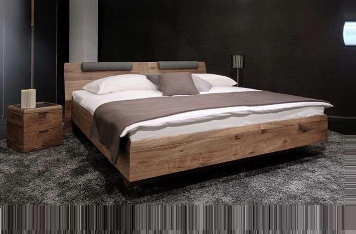 Кровать из массива КМ 470
