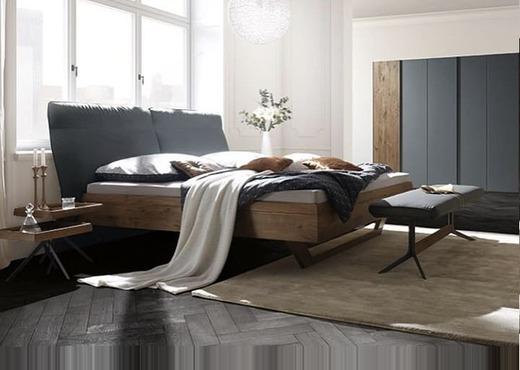 Кровать из массива КМ 471