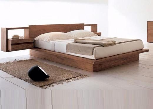 Кровать из массива КМ 472