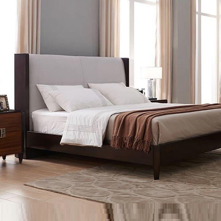 Кровать из массива КМ 473